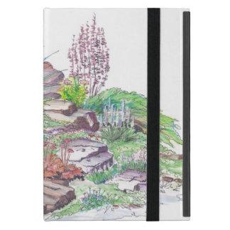 Alpine Garden Landscaping iPad Mini Case