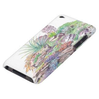 Alpine Garden Landscaping iPod Case-Mate Case