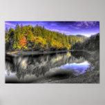 Alpine Lake Print