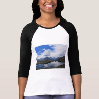 Alpine lake - women's shirt