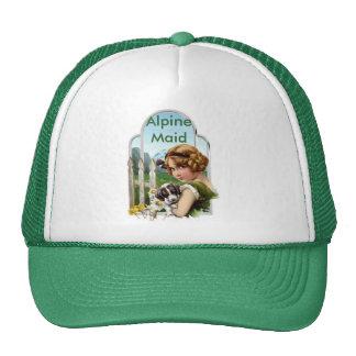 Alpine Maid Hats