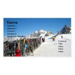 Alpine Ski Resort, Alps Austria