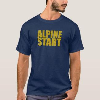 Alpine Start (Topo) T-Shirt
