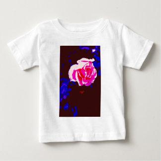 Alpine Sunset Chintz Rose Baby T-Shirt