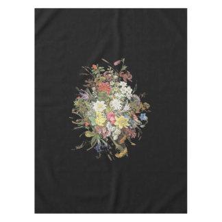 Alpine Wildflower Flowers Floral Spray Tablecloth