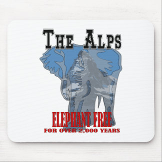 Alps - Elephant Free Mouse Mat