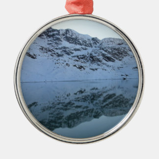 Alps, Switzerland Christmas Tree Ornaments