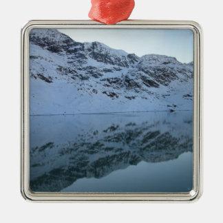 Alps, Switzerland Christmas Ornaments