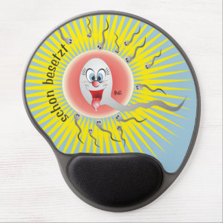 already occupies he came saw and triumphed gel mouse pad