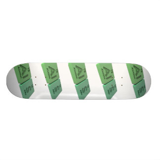 Als as Al Aluminium and S Sulfur Skate Boards