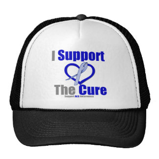 ALS Awareness I Support The Cure Trucker Hat