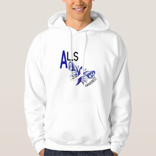 ALS BUTTERFLY 3.1 HOODIE