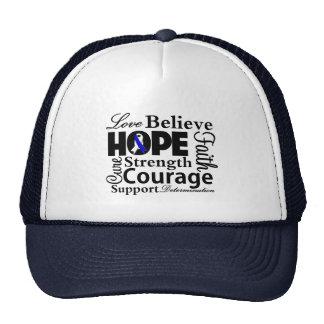 ALS Disease Collage of Hope Cap
