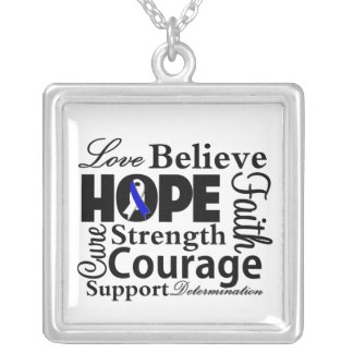 ALS Disease Collage of Hope Custom Jewelry