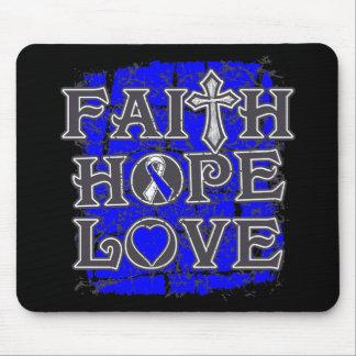 ALS Faith Hope Love Mousepads