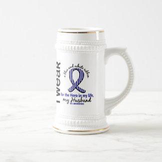 ALS Hero In My Life Husband 4 Coffee Mug