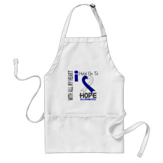 ALS I Hold On To Hope Standard Apron