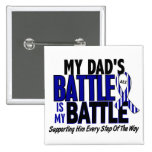 ALS My Battle Too 1 Dad Badges