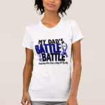 ALS My Battle Too 1 Dad Shirts