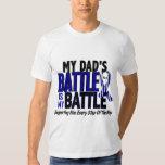 ALS My Battle Too 1 Dad Tshirts
