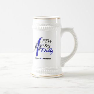 ALS Support For My Daddy Coffee Mug