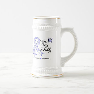 ALS Support For My Daddy Mugs
