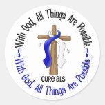 ALS With God Cross