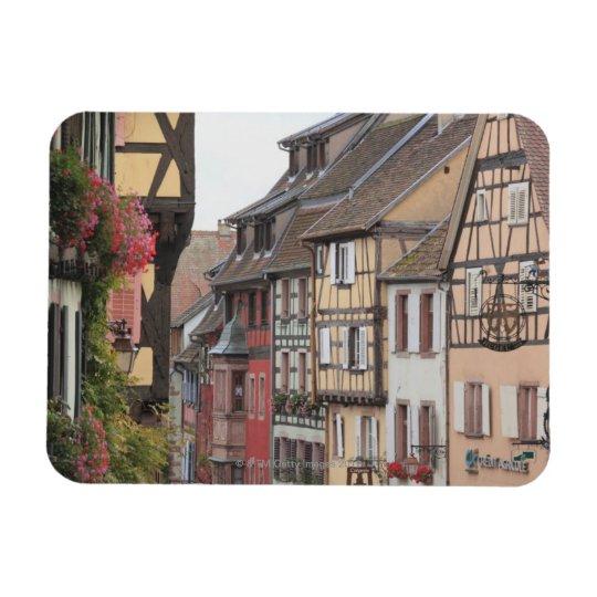 Alsace, France 8 Rectangular Photo Magnet