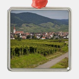 Alsace, France Christmas Ornament