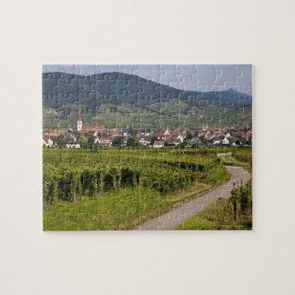 Alsace, France Jigsaw Puzzle