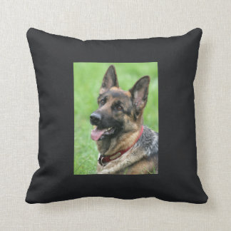 Alsatian Dog American Mojo Pillow