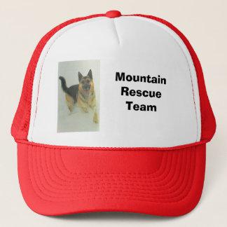 Alsatian, Mountain rescue team Trucker Hat