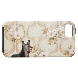 Alsation dog iPhone 5 cover