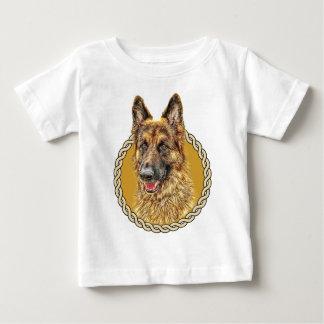 Alsation (German Shepherd) 001 Baby T-Shirt