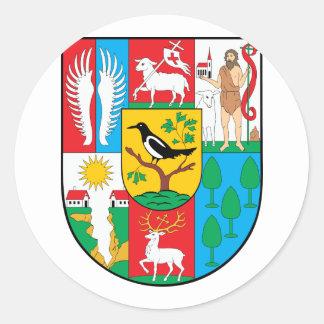 alsergrund, Austria Sticker
