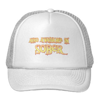 Also Available In Sober Mesh Hat