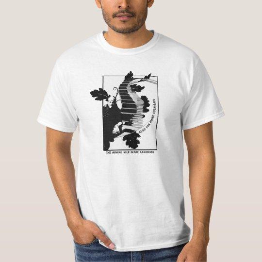 Also For Piano Rockstars T-Shirt