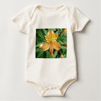 Alstroemeria Baby Bodysuit