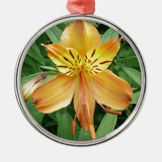 Alstroemeria Christmas Ornament
