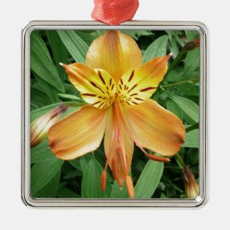 Alstroemeria Christmas Ornament