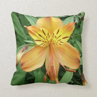 Alstroemeria Cushion