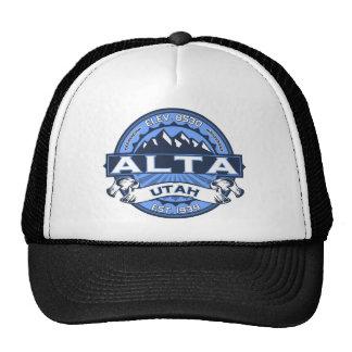 Alta Blue Cap
