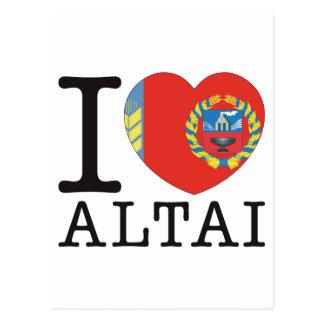 Altai Love v2 Post Cards