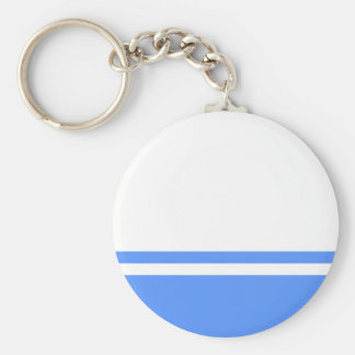 Altai Republic flag symbol Russia Key Ring