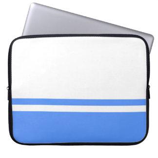 Altai Republic flag symbol Russia Laptop Sleeve