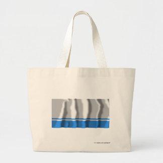 Altai Republic Flag Canvas Bag