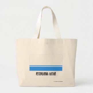 Altai Republic Flag Bag