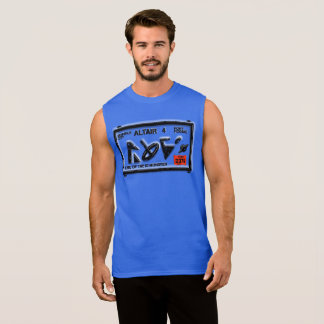 ALTAIR FOUR PLANET by Jetpackcorps Sleeveless Shirt