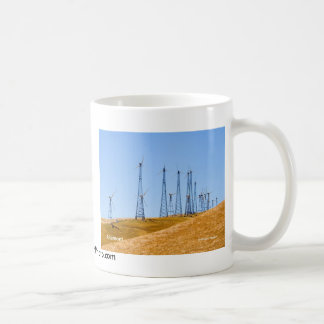 Altamont Windmills California Products Basic White Mug