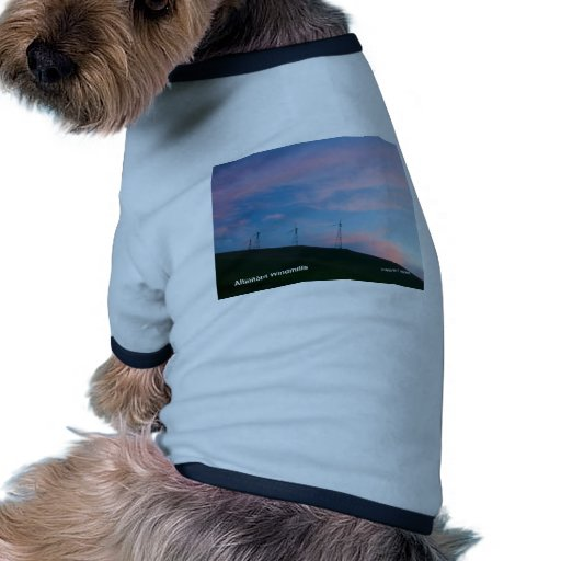 Altamont Windmills California Products Doggie Tee